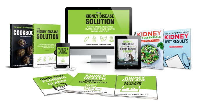 Kidney Disease Solution Reviews